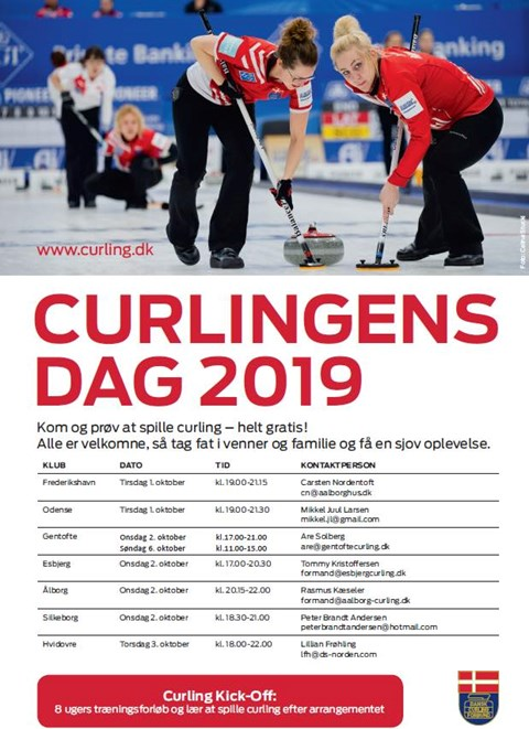 Curlingens Dag 2019